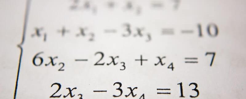 matematica indicadores